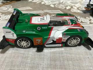 GAZOO Racing TS050改 team 7-11