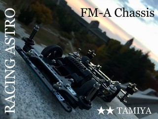RACING ASTRO【FM-A】