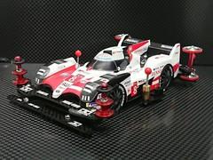 TOYOTA GAZOO Racing TS050