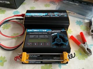 充電器と電源セット