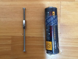 ダミー電池(簡易)