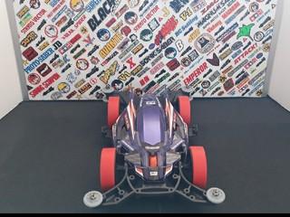 dcr 01 purple/red