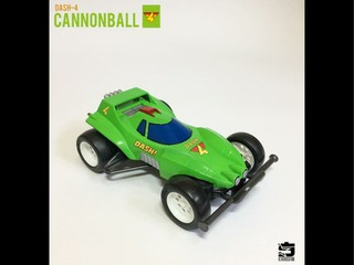 Cannonball (anime ver)