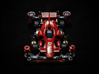 Ferrari F1 style