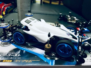 Super 2 chassis Big Bang Ghost