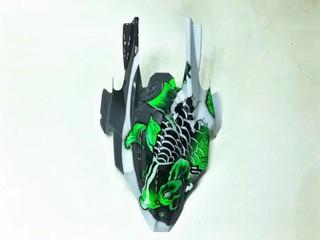 绿鱼100%