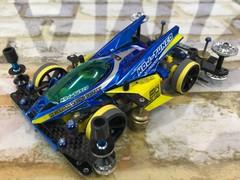 サンダーショットMKⅡ モリワキ カラーver1.1