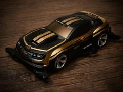 Rowdy Bull gold&black ver.