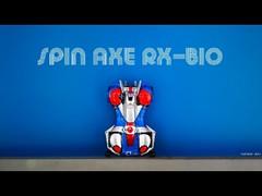 Spin Axe RX-BIO