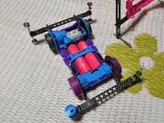試作機 狼紫VS