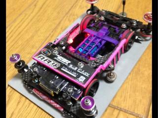 アスチュート MS 3レーン→ ダンプに変更
