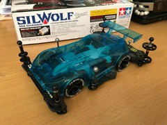 SilWolf / Hawk Racer