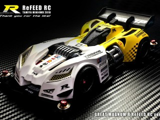 GREAT MAGNUM R ReFEED RC ver.