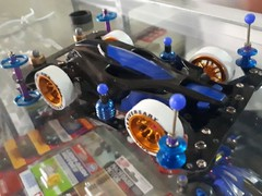 customized RA chassis