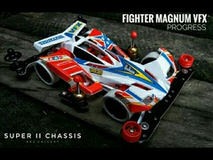 fighter magnum vfx