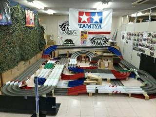アメリカンパラダイス浪館店 12月レース用コース