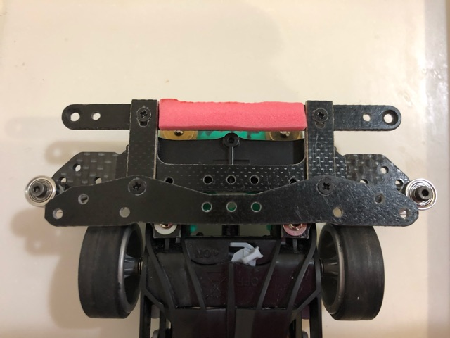 リヤブレーキ、引っ掛かり防止