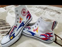 ビートマグナム靴