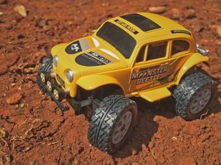 Monster Beetle Jr. Custom