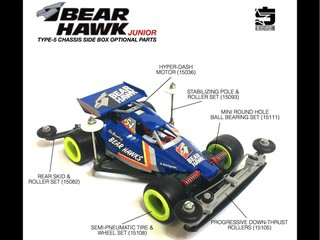 Bear Hawk JR