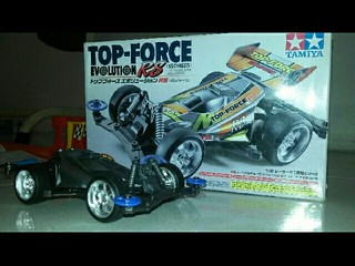 Top Force Evolution RS