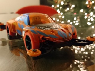 Red Eyes Owl Racer GT