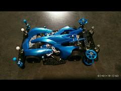 Spin viper blue edition