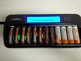 放電充電器