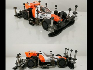Avante jr. McLaren honda f1 94