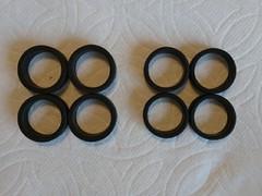 中径縮みタイヤ(Zippo 12h)*幅8mm以下