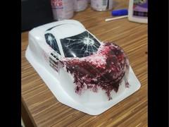 New body (Bloody car)