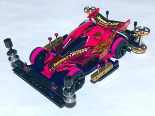 アバンテ30周年記念レース用マシン