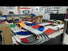 アメリカンパラダイス浪館店1月レース用コース