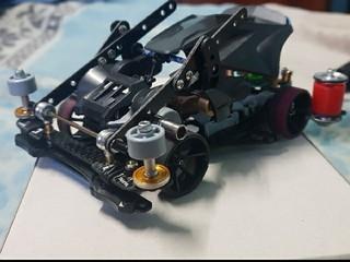Owl Racer in a Razorback