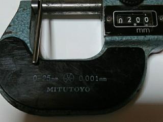 マイクロ測定器
