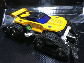XexagoNite  Snow crawler