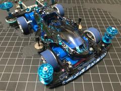 VS サンダーショットJr. 【Blue SP】