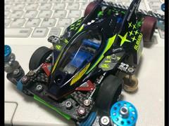 サンダーショットWRX