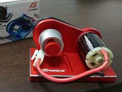 Gフォース ミニタイヤサンダー G0127