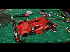 DCR-01 FMA red