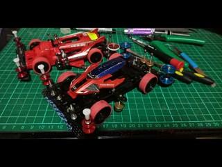 DCR-01 FMA black