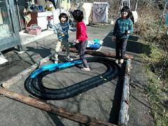 屋外レース
