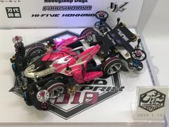 ピンクの龍ちゃん号愛知産