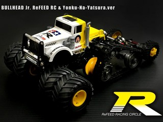 BULL HEAD jr ReFEED RC ver.