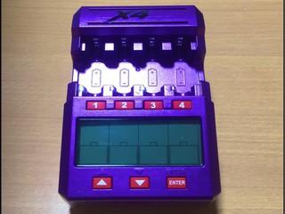 X4 purple version
