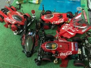 coca cola racing team