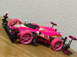 ピンク★ファイヤードラゴンJr.