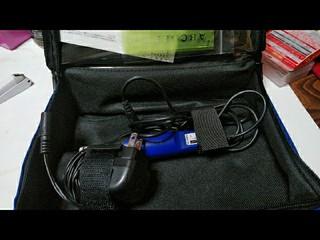 電動ペンシル型ルーター