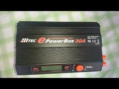 HITEC e POWER BOX 30A