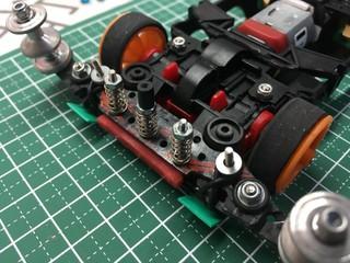 3軸ATバンパー+Gシステム